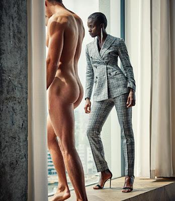 SuitSupply, Suistudio, woman, blog moda masculina, moda, moda mujer, sastrería, bespoke, menswear, notdressingmen, Rianne ten Haken, traje, traje cruzado, a medida,
