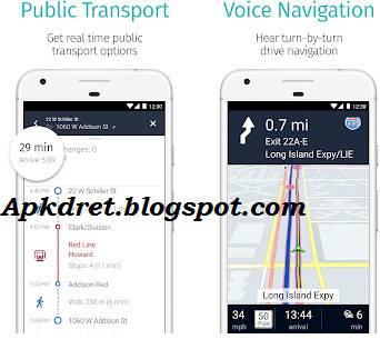 HERE WeGo Offline Maps 2.0.13119 apk