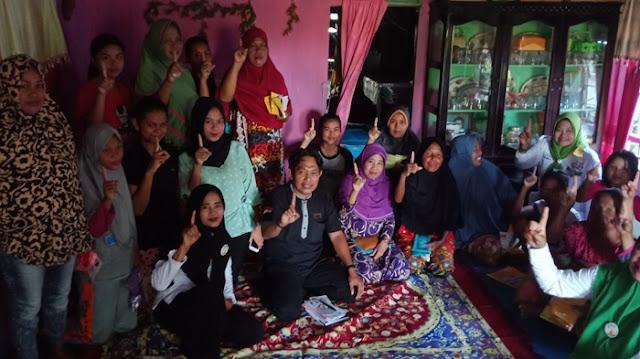 Blusukan di Lappa, Begini Curhatan Warga ke Tim Perempuan SEHATI