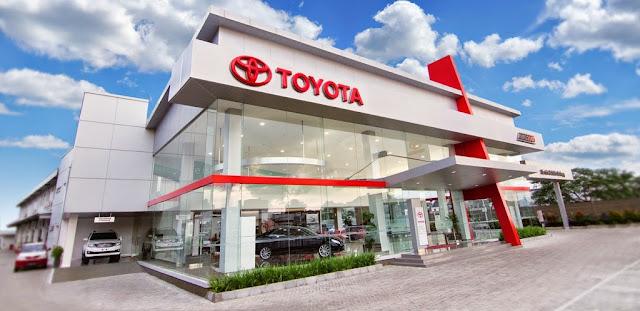 Mobil Bagus Hanya di Dealer Toyota Medan