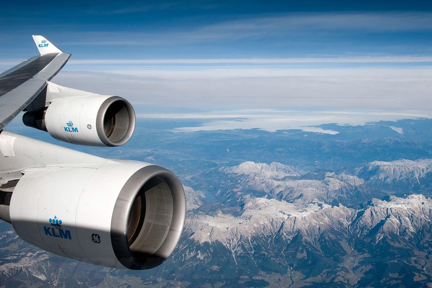 Uçaklardaki Hava Çok Temizdir