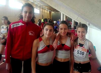 Atletismo Marathón Aranjuez