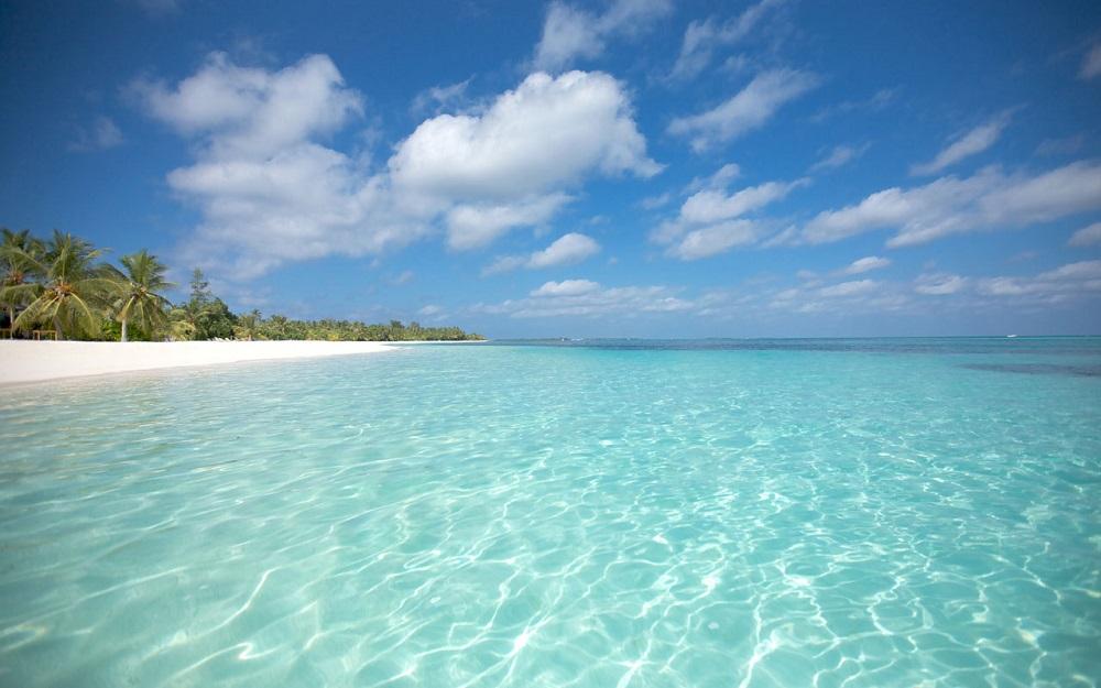 LUX* South Ari Atoll Maldives beach