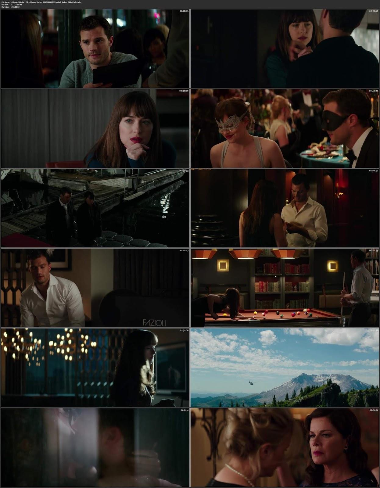Fifty Shades Darker 2017 English Full Movie BluRay 720p