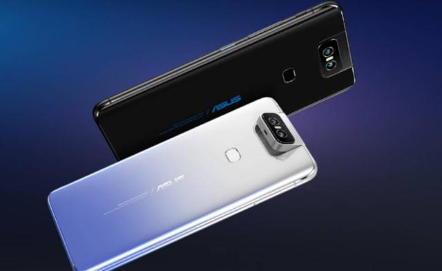 مواصفات وسعر هاتف ZenFone 6 الجديد من شركة Asus ، مع نظام الكاميرا الدوارة العجيبة