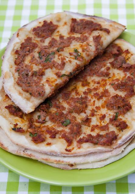 ламаджо, рецепт, армянская кухня, Анна Мелкумян, блогер
