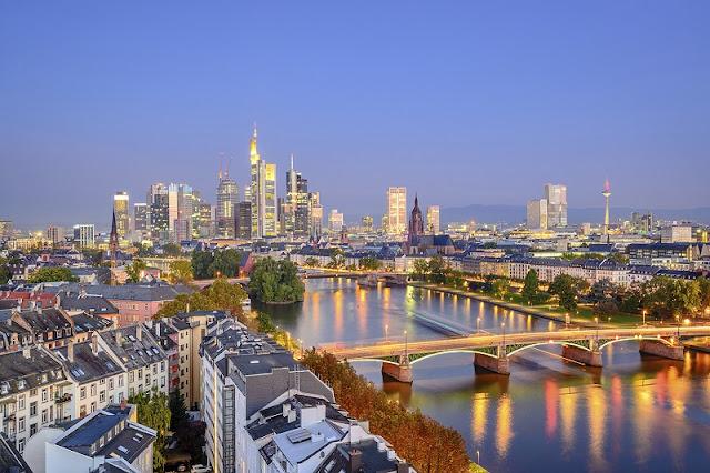 Roteiro de três dias em Frankfurt