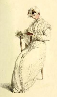 Morning dress  from Ackermann's Repository (1811)