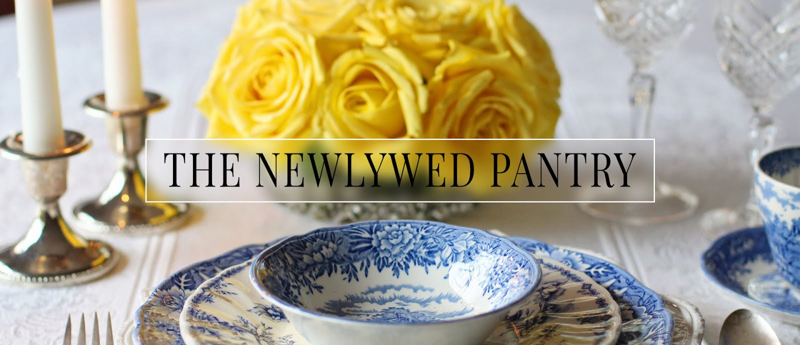 The Newlywed Pantry