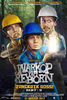 Download Film Warkop DKI Reborn: Jangkrik Boss! Part 2 Subtitle Indonesia