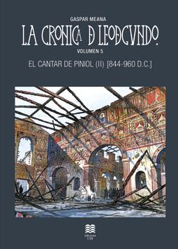 La crónica de Leodegundo -volumen 5 - comic sobre Europa Medieval