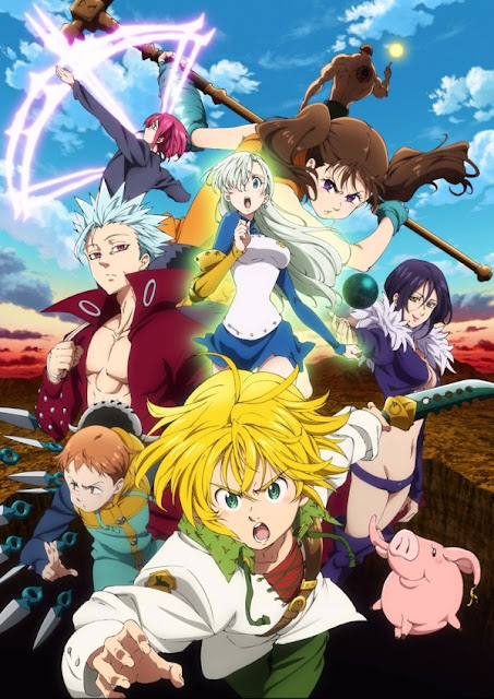 The Seven Deadly Sins Revival the Commandments