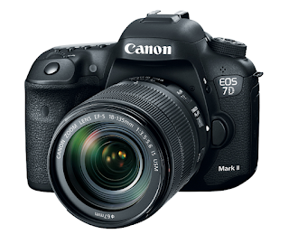 Canon EOS 7D Mark II Firmware Update, Version 1.1.0