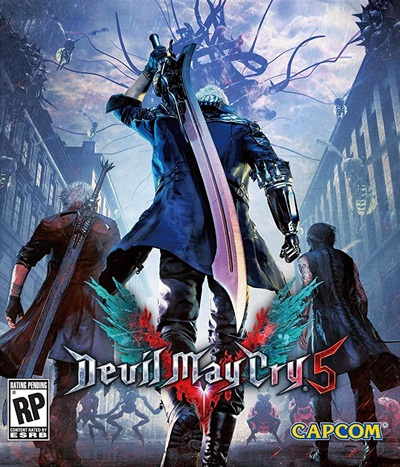 โหลดเกมส์ Devil May Cry 5