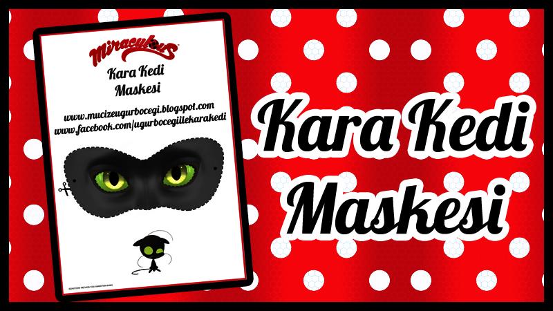 Kara Kedi Maskesi Mucize Ugur Bocegi Ile Kara Kedi