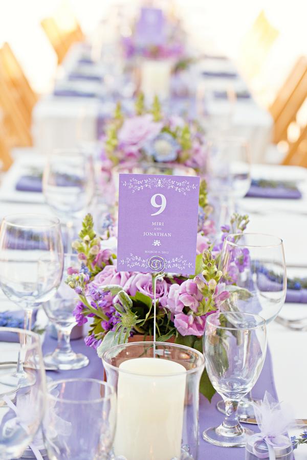 Bride+bridal+vineyard+winery+wine+purple+violet+Lavender+centerpieces+roses+dried+rustic+outdoor+spring+wedding+summer+wedding+fall+wedding+california+napa+valley+sonoma+white+floral+Mirelle+Carmichael+Photography+10 - Lavender Sprigs