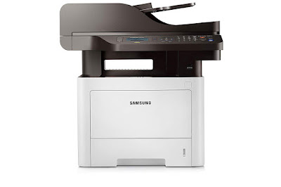 monolaser multifunction printer alongside reliable character as well as safety Samsung ProXpress SL-M4075FR Driver Downloads