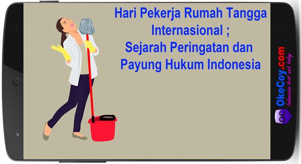 Hari Pekerja Rumah Tangga Internasional
