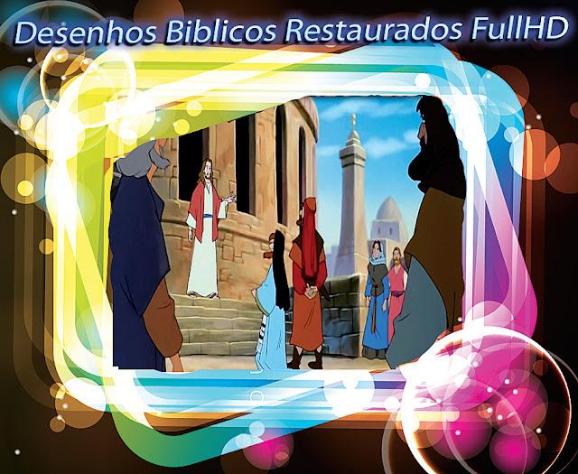Conquista Gospel Desenhos Biblicos Dublado Restaurado Fullhd 1080p