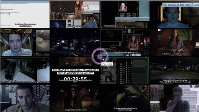 Screenshots Download Film Gratis Open Windows (2014) BluRay 480p MP4 Subtitle Indonesia 3gp
