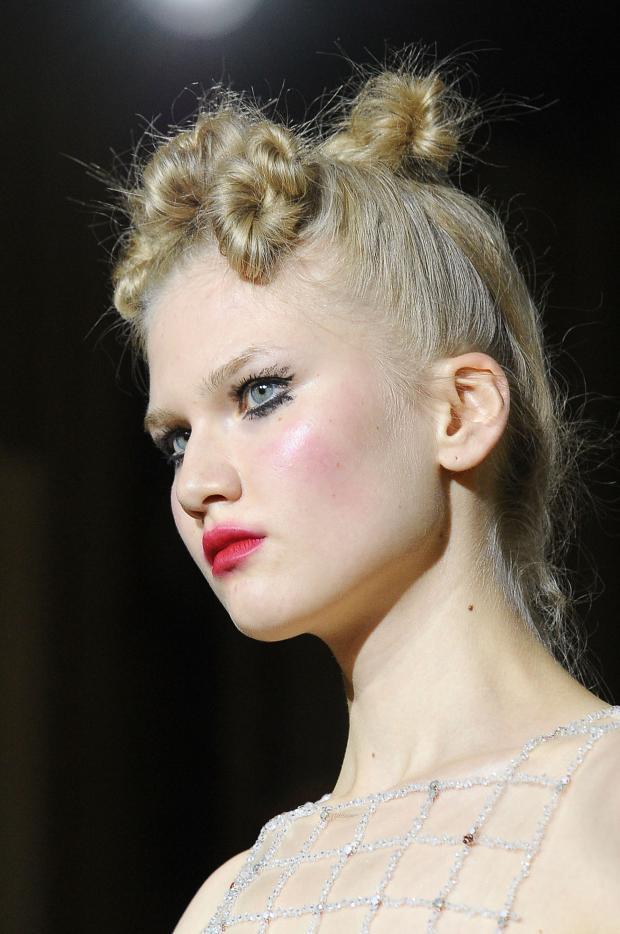 Ulyana Sergeenko Fall 2015 Haute Couture PFW