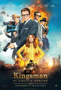 Kingsman The Golden Circle 2017 English 850MB HDTS 720p at movies500.me