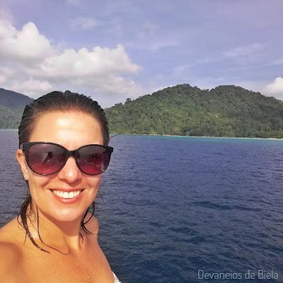 Ilhas da Tailândia - Thailand islands - Koh Tachai