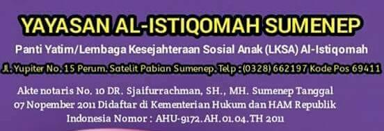 Panti Yatim Al-Istiqomah
