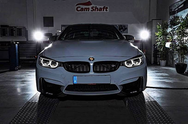 2017 BMW M4 By Cam Shaft Review