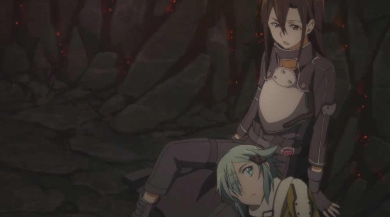 Sword Art Online 2 – Episódio 10