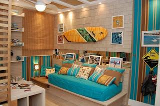 Habitación temática `para adolescente