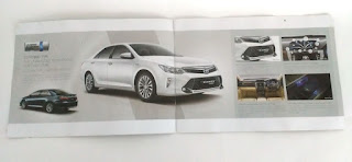 Brosur Toyota New Camry - www.djejakmasa.blogspot.com