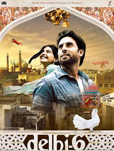 Poster Of Bollywood Movie Delhi 6 (2009) 300MB Compressed Small Size Pc Movie Free Download worldfree4u.com