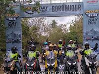 Selayang Pandang MAXI Yamaha Day Borobudur 2018