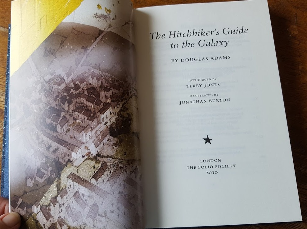 the hitchhiker essay An organizational behavior analysis of hitchhiker's guide to the galaxy introduction hitchhiker's guide to the galaxy presents a useful and highly amusing case study of organizational behavior issues.
