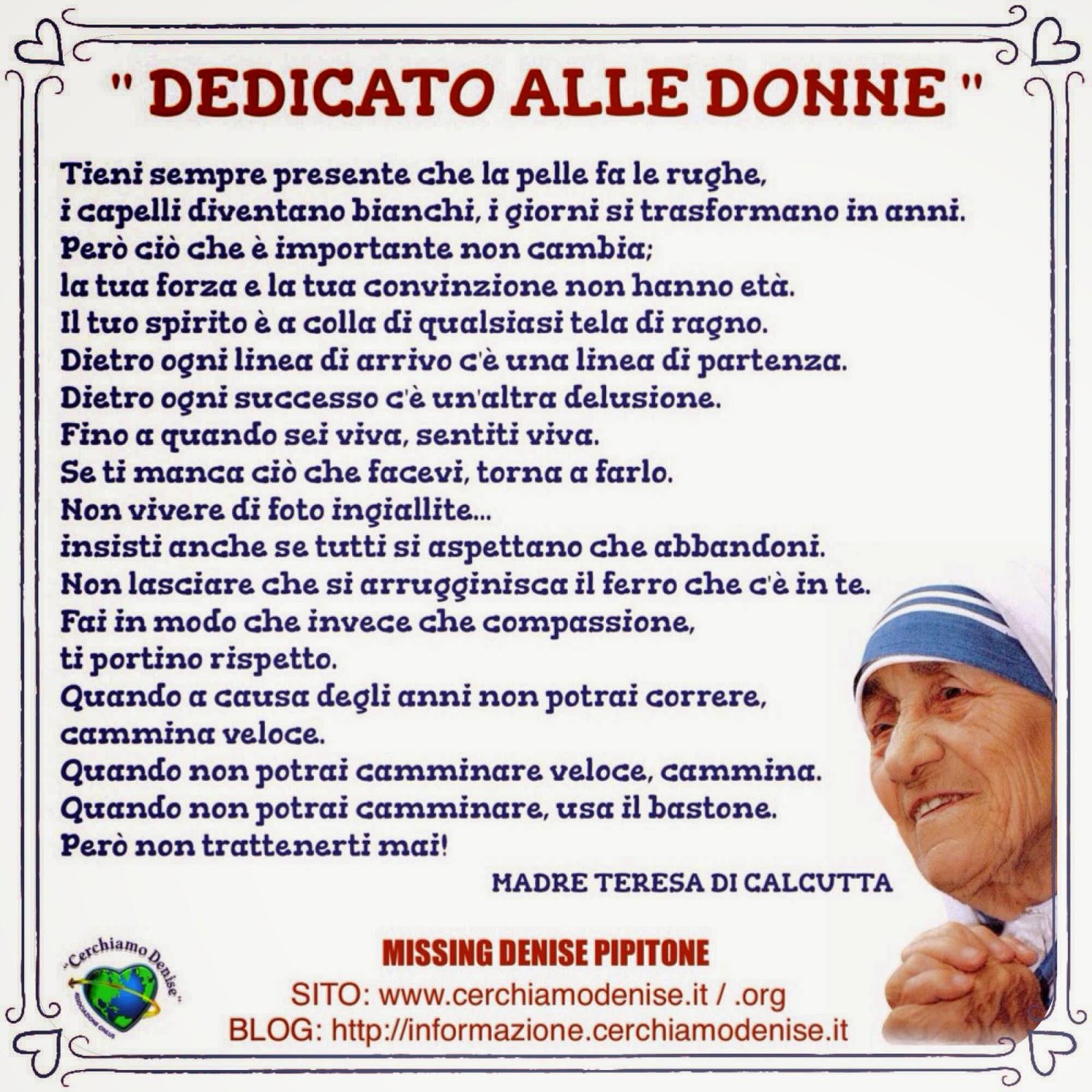 Famoso Blog di Informazione - Cerchiamo Denise www.cerchiamodenise.it  TN79
