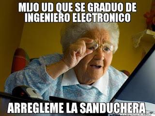 que hace un ingeniero electrónico