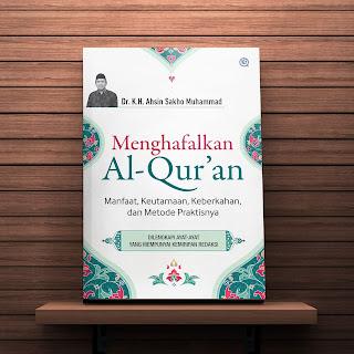 Buku Menghafalkan Al-Qur'an Toko Buku Aswaja Surabaya