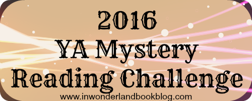 First Quarter YA Mystery Challenge Wrap Up!