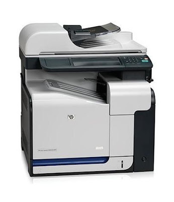 HP Color Laserjet CM3530 Driver Download
