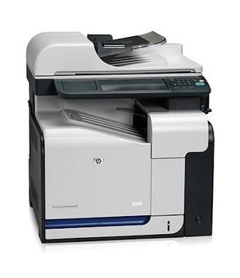 HP Color Laserjet CM3530 Driver Download
