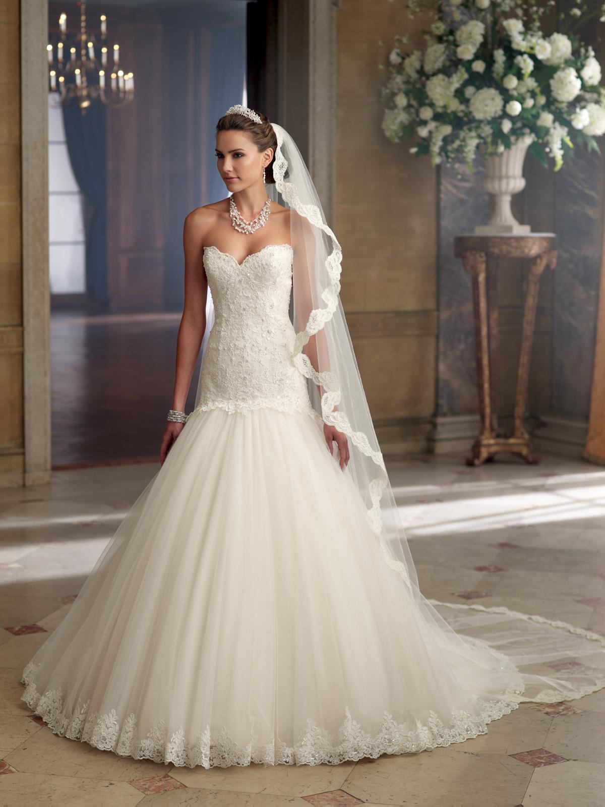 choose wedding dresses for short women | celebrate wedding