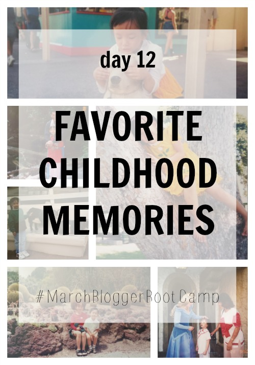 march blogger boot camp day 12, most favorite childhood memories, makeup with a heart