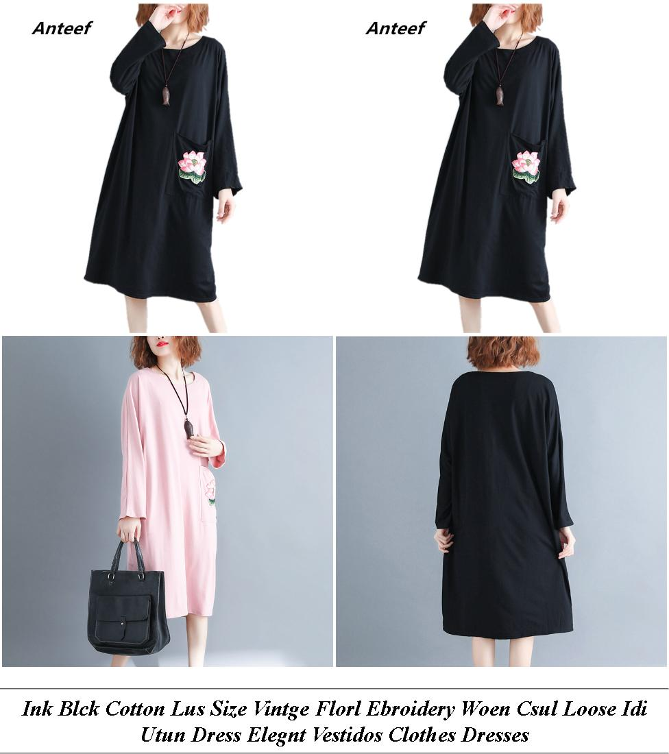 Long Dresses - Usa Sale - Velvet Dress - Cheap Name Brand Clothes