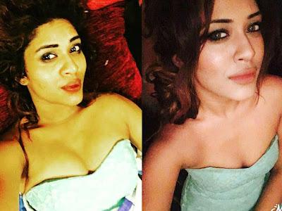 hritu_zee shared hot photos on instagram
