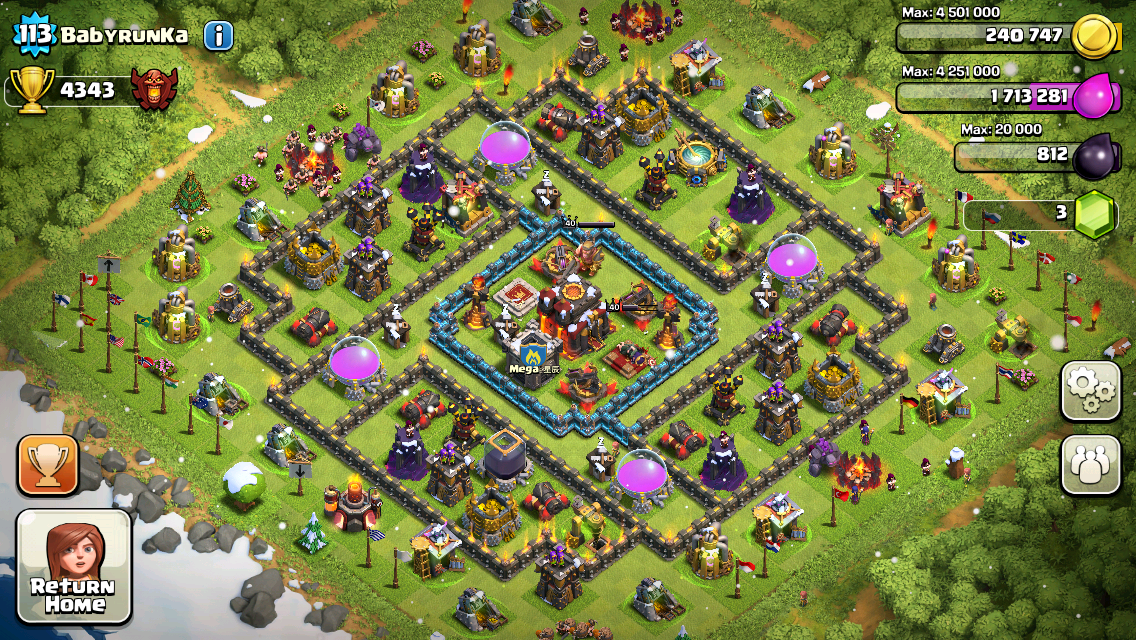 Clash Of Clans Player