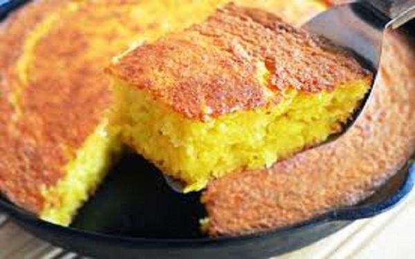 Bolo de milho (Imagem: Reprodução/iBahia)