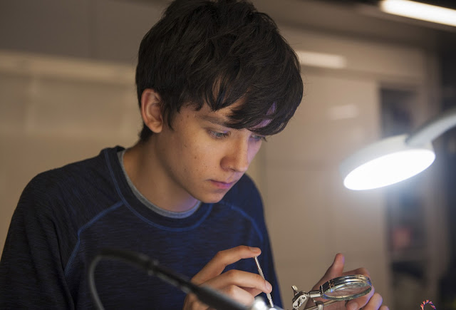 Asa Butterfield to repeat his 'Hugo' Magic in 'The Space Between Us'