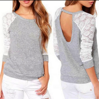 Sweatshirt - Ethereallyme Fashion Online