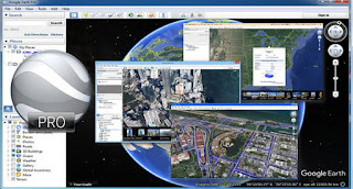 Google Earth Pro for windows - all versions